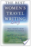 The Best Women's Travel Writing 2008 Anthology